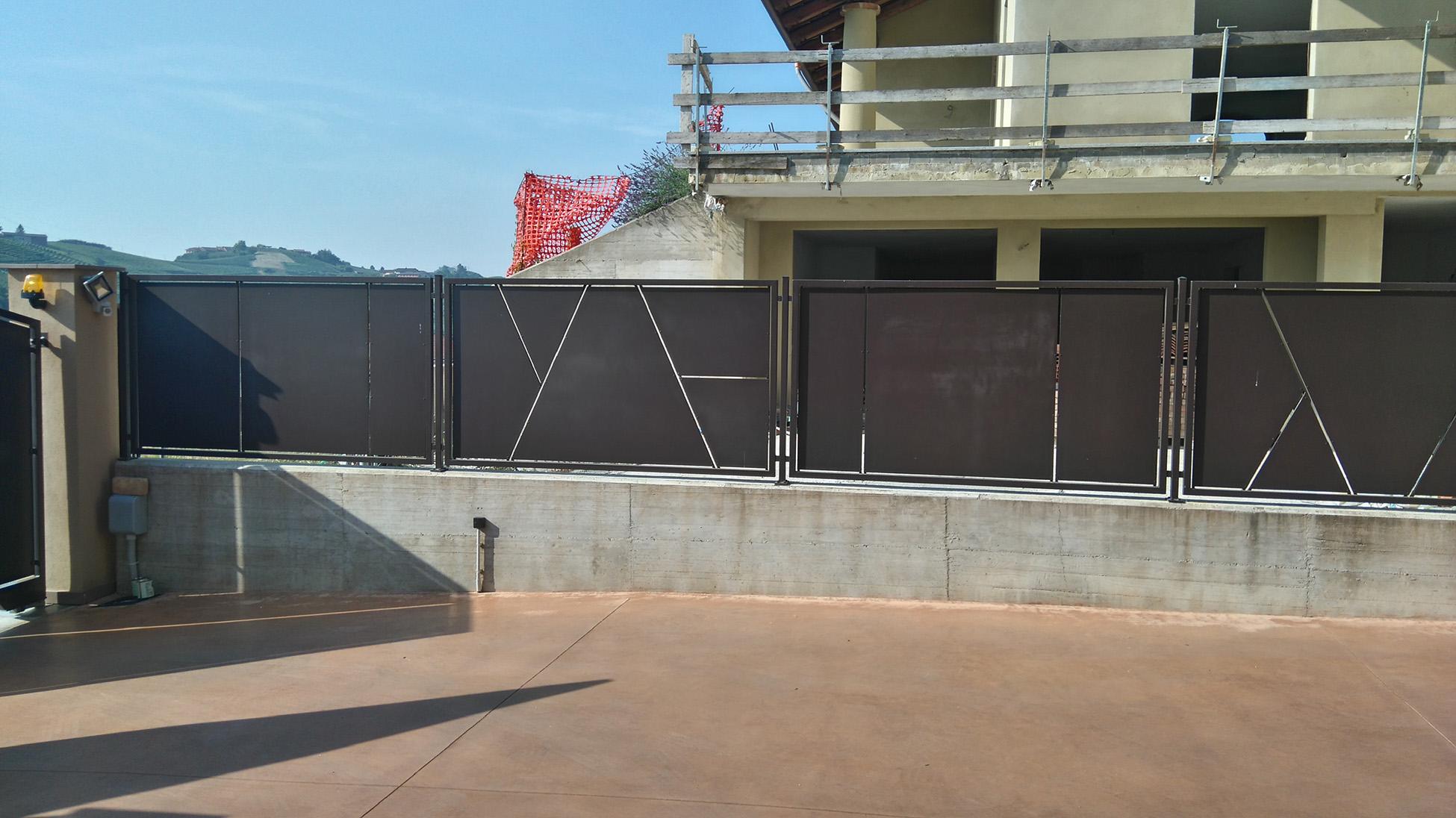 Pannelli divisori abitazione privata emsign studio di - Pannelli divisori design ...