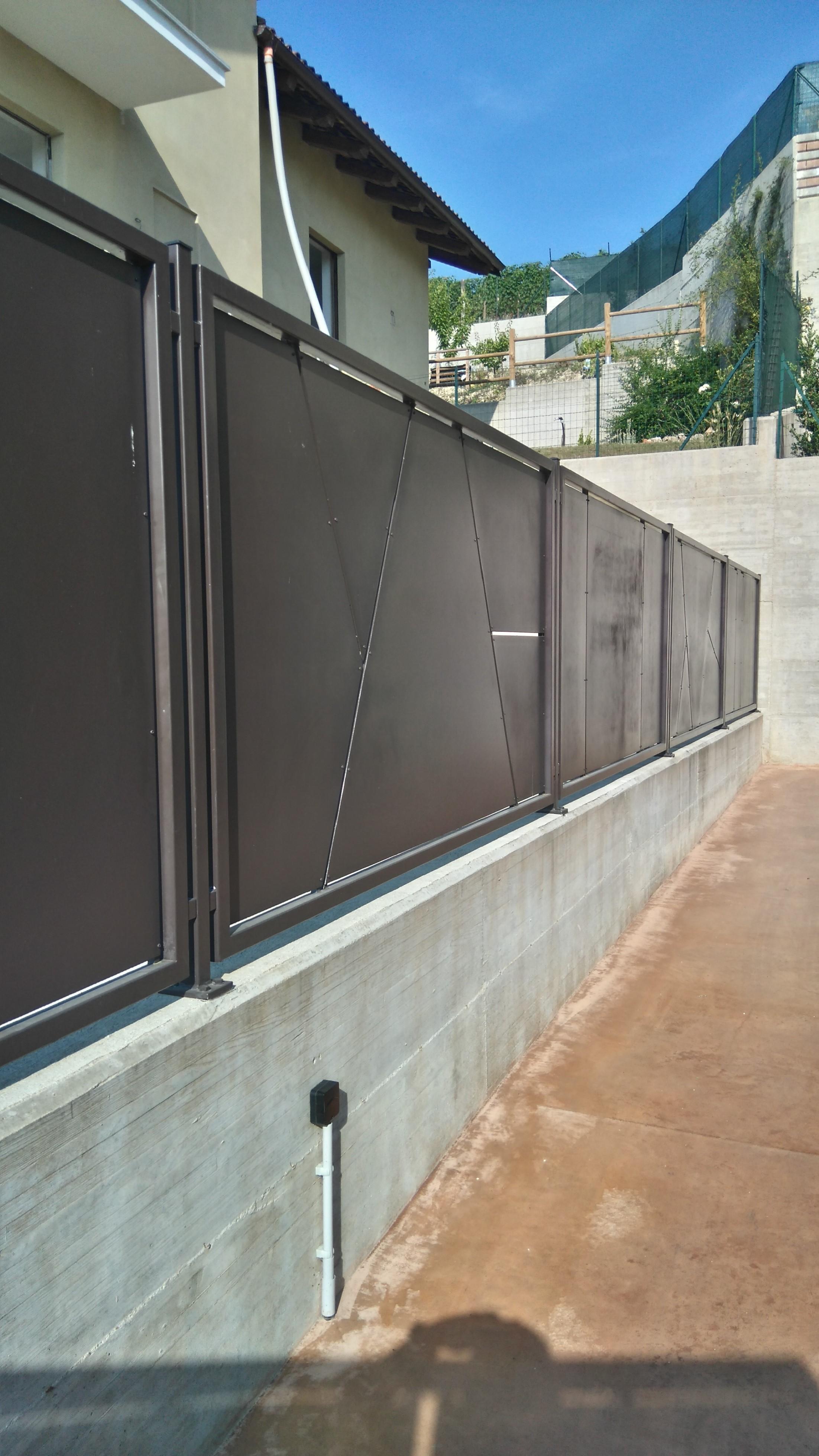 Pannelli divisori abitazione privata emsign studio di enrico marchiaro interior designer - Pannelli divisori design ...